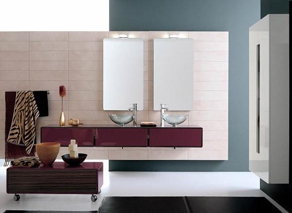 Mobili di design per il bagno  design mobili bagno